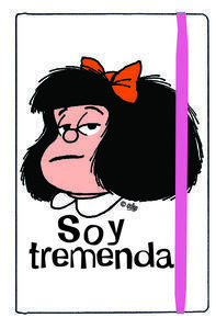MAFALDA SOY TREMENDA CUADERNO