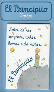 PACK 6 IMANES EL PRINCIPITO ANTES DE SER MAYORES