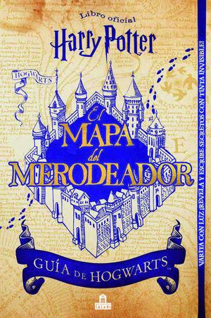 HARRY POTTER. MAPA DEL MERODEADOR