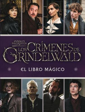 CRIMENES DE GRINDELWALD,LOS - EL LIBRO MAGICO
