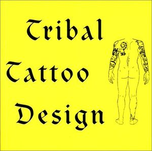 TRIBAL TATTOO DESIGN.PEPIN PRESS