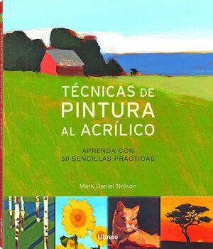 TECNICAS DE PINTURA AL ACRILICO