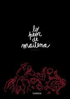 LO PEOR DE MAITENA.SUDAMERICANA-RUST