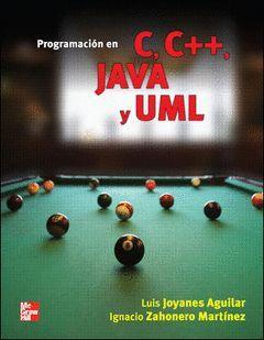 PROGRAMACION EN C/C++JAVA Y UML