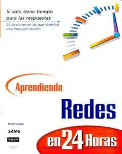 REDES,APRENDIENDO EN 24 HORAS.PRENTICE H