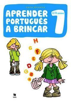APRENDER PORTUGUES A BRINCAR 1 + CD-AUDIO