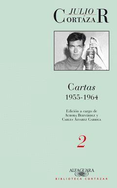 CARTAS 1955-1964 TOMO 2. ALFAGUARA-BIBL. CORTAZAR-RUST