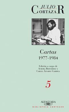 CARTAS DE JULI0 CORTAZAR TOMO 5