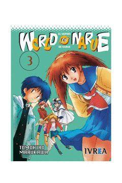 WORLD OF NARUE-3.IVREA COMICS