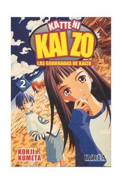 KATTENI KAIZO-2.IVREA COMICS