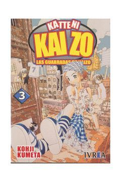 KATTENI KAIZO-3.IVREA-COMICS
