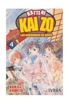 KATTENI KAIZO-4.IVREA-COMICS