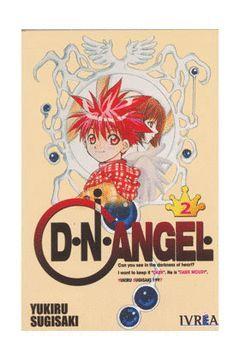 D.N.ANGEL-2.IVREA-COMICS