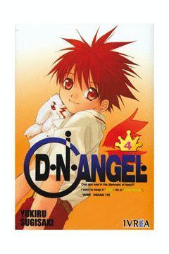 D.N.ANGEL-4.IVREA COMIC