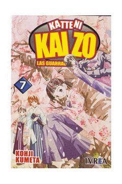 KATTENI KAIZO-7.IVREA COMIC