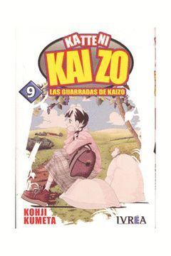 KATTENI KAIZO-9.IVREA COMICS