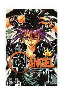 D.N.ANGEL-5.IVREA COMIC
