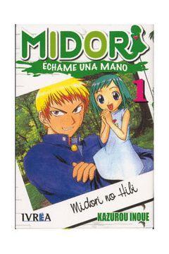 MIDORI-1.IVREA COMICS