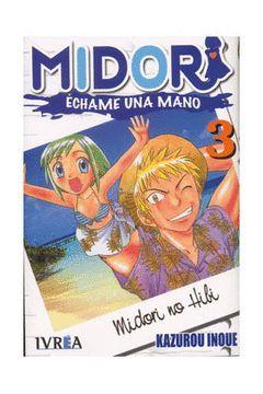 MIDORI-3.IVREA COMICS
