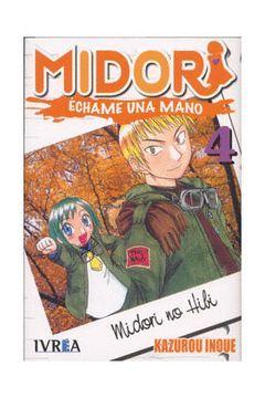 MIDORI-4.IVREA COMICS