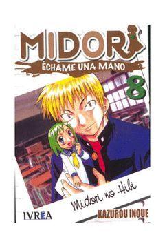 MIDORI-8.IVREA COMICS