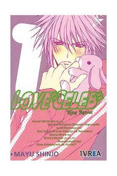 LOVE CELEB 01 (COMIC)