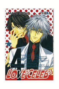 LOVE CELEB 04 (COMIC)