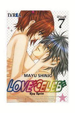 LOVE CELEB 07 (COMIC) (ULTIMO)