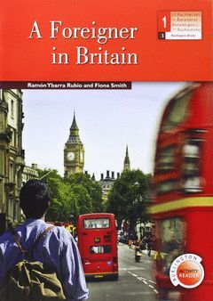 A FOREIGNER IN BRITAIN (BAR 1)